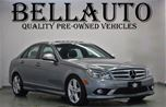 2009 Mercedes-Benz C-Class C300 4MATIC,BLUETOOTH ,ACCIDENT FREE in Toronto, Ontario