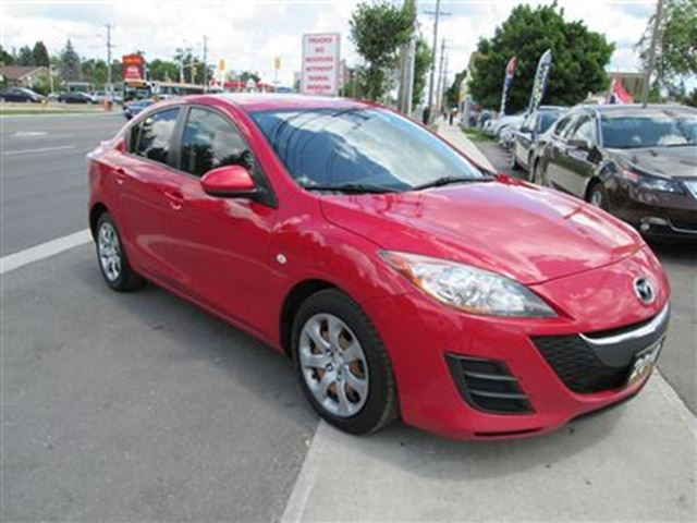2010 mazda mazda3 gs scarborough ontario used car for. Black Bedroom Furniture Sets. Home Design Ideas