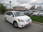 2010 Honda Odyssey EX P. DOORS DVD 8PSGR in Scarborough, Ontario