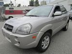 2006 Hyundai Tucson GLS 4WD Leather No Accident in New Westminster, British Columbia