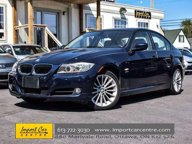 2011 BMW 3 Series 328i xDrive PRICE REDUCED.  CALL!! in Ottawa, Ontario