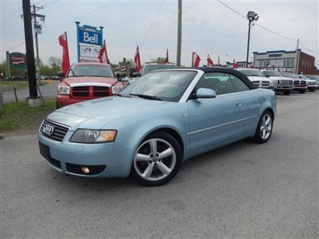 2003 Audi A4 3.0 in Delson, Quebec