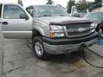 2003 Chevrolet Silverado 2500  Ext. Cab Short Bed 4WD in Koksilah, British Columbia