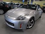 2006 Nissan 350Z CONVERTIBLE/6 SPEED MANUAL/LEATHER in North York, Ontario
