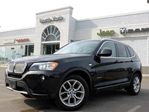 2014 BMW X3 XDRIVE LOADED NAV 3D CAM PANO SUNROOF HTD FRT SEATS CONV PKG in Thornhill, Ontario