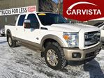 2012 Ford F-350 KING RANCH -6.7 DIESEL- in Winnipeg, Manitoba