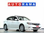 2010 Subaru Impreza SPORT PACKAGE SUNROOF 4WD in North York, Ontario