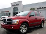 2006 Dodge Durango SLT AWD 7-SEATER LEATHER SUNROOF DVD PKG HTD FRT SEATS in Thornhill, Ontario