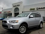2013 Mitsubishi Outlander ES HTD FRT SEATS KEYLESS ENTRY POWER OPTS TINT in Thornhill, Ontario