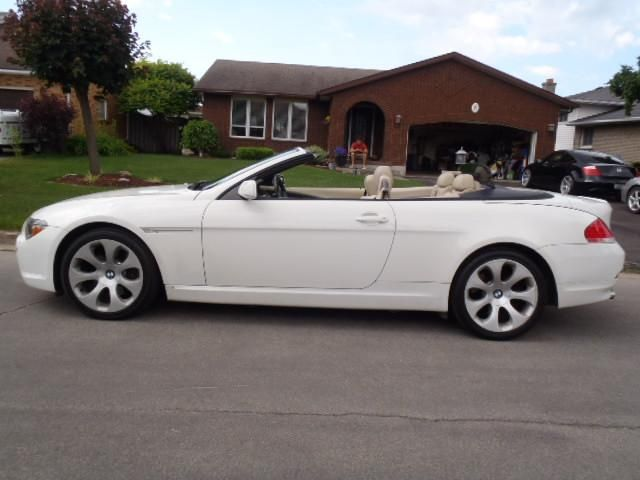 2005 bmw 6 series 645ci port colborne ontario used car. Black Bedroom Furniture Sets. Home Design Ideas
