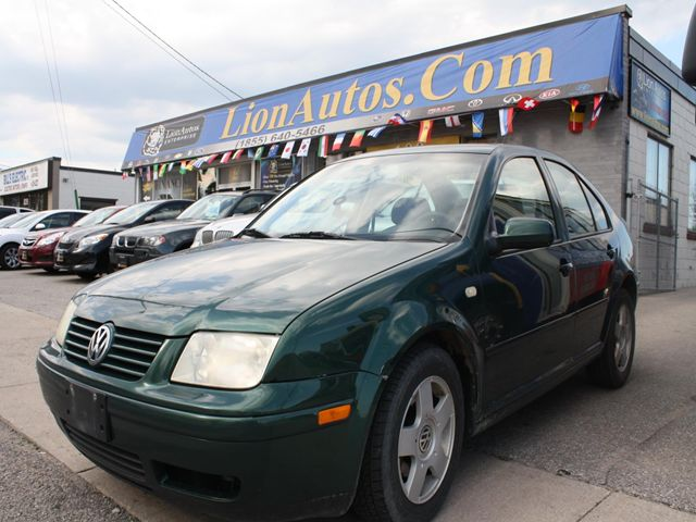1999 volkswagen jetta toronto ontario used car for sale. Black Bedroom Furniture Sets. Home Design Ideas