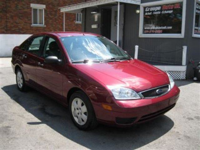 2007 Ford Focus SE, AIR CLIMATISE,PORTES/MIRROIRS ?LAECTRIQUES... in Montreal, Quebec
