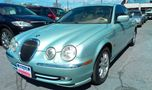 2002 Jaguar S-Type 4.0L V8 ! LEATHER in North York, Ontario