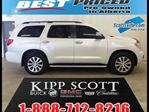 2011 Toyota Sequoia Platinum 4x4 Leather Incoming in Red Deer, Alberta
