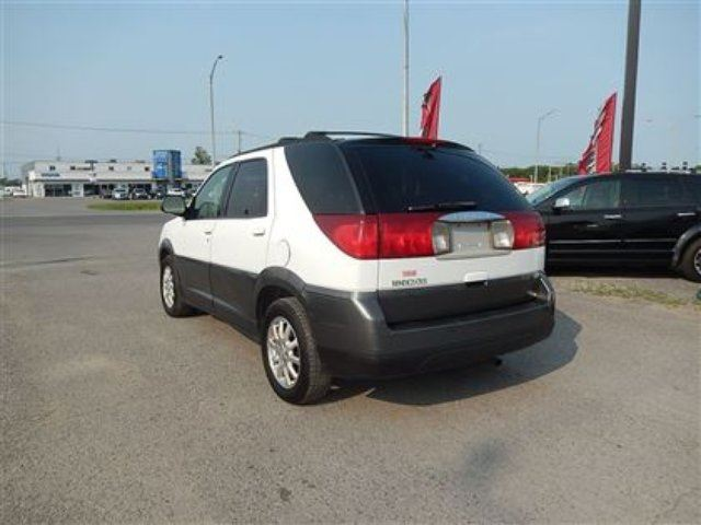 used 2005 buick rendezvous cx plus 4x4 awd delson. Black Bedroom Furniture Sets. Home Design Ideas