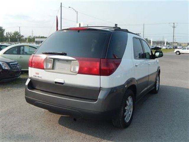 2005 buick rendezvous cx plus 4x4 awd delson quebec car. Black Bedroom Furniture Sets. Home Design Ideas