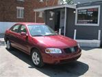 2006 Nissan Sentra 1.8/1,8 Special Edition/1,8 S,?CONOMIQUE,GR. ?LECT in Montreal, Quebec