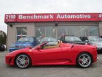 2007 Ferrari F430 SPIDER-6 SPEED-NO ACCIDENTS-$56800 IN OPTIONS in Scarborough, Ontario