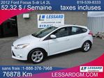 2012 Ford Focus SE in Shawinigan, Quebec