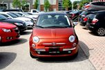 2012 Fiat 500 Lounge CERTIFIED & E-TESTED! **ON SALE** FULLY LOA in Mississauga, Ontario