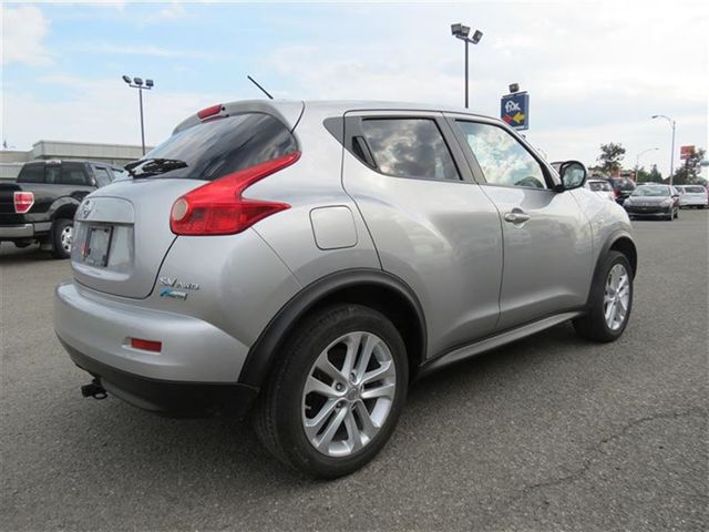 2011 nissan juke sv awd turbo automatique levis quebec car for sale 1773601. Black Bedroom Furniture Sets. Home Design Ideas