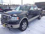 2007 Ford F-150 King Ranch 4X4, Leather Heated Seats, Sunroof in Burlington, Ontario