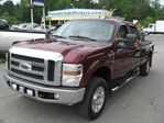 2008 Ford F-250 XLT Crew Cab 4WD in Richmond Hill, Ontario