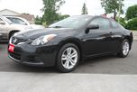 2010 Nissan Altima COUPE LEATHER & SUNROOF in Ottawa, Ontario