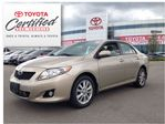 2010 Toyota Corolla LE, smart key, power features, climate control in Milton, Ontario