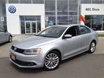 2011 Volkswagen Jetta 2.5L Sportline 6-Speed Automatic with such low kil in Mississauga, Ontario