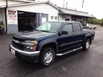 2004 Chevrolet Colorado Crew cab 4X4 {FINANCE AS LOW $100 DOWN} in Welland, Ontario