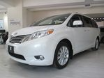2014 Toyota Sienna Limited AWD EXECUTIVE DEMO in Toronto, Ontario