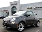 2014 Fiat 500 Pop CONVERTIBLE REAR PARKING SENSORS KEYLESS ENTRY CD/MP3 PLAYER in Thornhill, Ontario