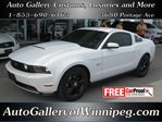 2011 Ford Mustang GT *5L/420HP/Lthr* in Winnipeg, Manitoba