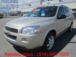 2009 Chevrolet Uplander ALLONG? TOUT EQUIP? + in Montreal, Quebec
