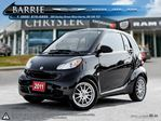 2011 Smart Fortwo Passion in Barrie, Ontario