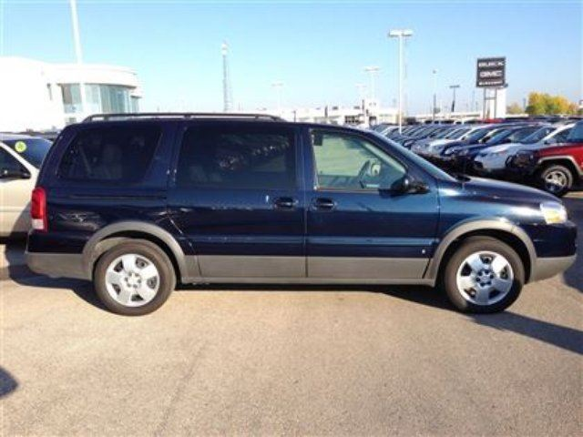 Affordable Auto Insurance >> 2007 Pontiac Montana SV6 DVD Affordable - Winnipeg, Manitoba Used Car For Sale - 1779875