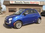 2013 Fiat 500 C Lounge Cabrio in Peterborough, Ontario