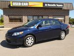 2011 Toyota Corolla Base 4-Speed AT in Peterborough, Ontario