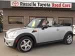 2010 MINI Cooper Convertible in Peterborough, Ontario