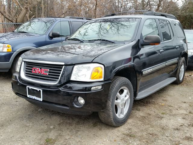 2003 gmc envoy xl slt black quixl auto sales and leasing. Black Bedroom Furniture Sets. Home Design Ideas