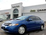 2007 Honda Civic HYBRID NAV BACKUP CAM KEYLESS ENTRY POWER OPTS in Thornhill, Ontario