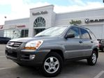 2007 Kia Sportage SX LEATHER SUNROOF HTD FRT SEATS POWER OPTS TINT in Thornhill, Ontario