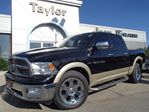 2011 Dodge RAM 1500 Laramie w/NAV,leather,climate control,rear cam,tow package in Hamilton, Ontario