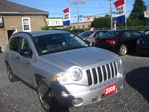 2008 Jeep Compass 08 COMPASS,4X4,PWR ALL,,12M WRTY,FINANCE??? in Ottawa, Ontario