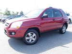 2009 Kia Sportage LX-Luxury Pkg AWD/LEATHER/SUNROOF in Milton, Ontario