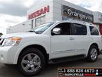 2014 Nissan Armada Platinum Navigation Leather Bluetooth in Orangeville, Ontario