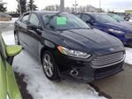 2014 Ford Fusion SE SEDAN ECOBOOST sport Manual 908KM in Edmonton, Alberta