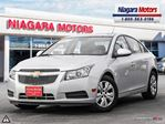 2013 Chevrolet Cruze LT Turbo in Virgil, Ontario