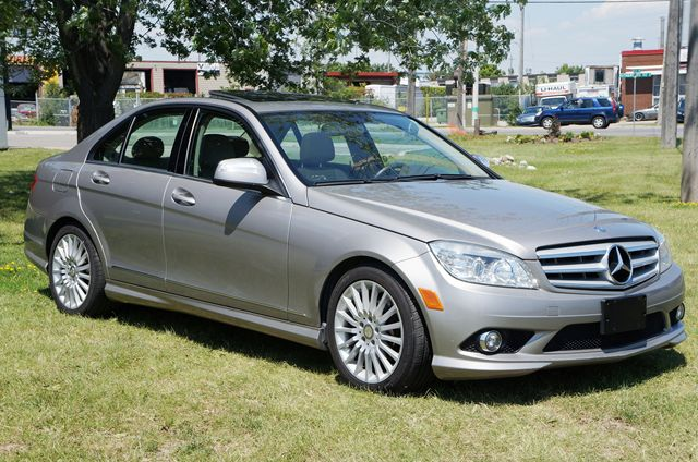 2009 mercedes benz c class c230 4matic brampton ontario. Black Bedroom Furniture Sets. Home Design Ideas